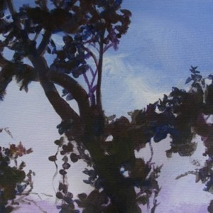Dusk 2 Painting