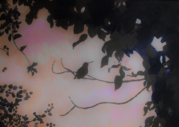 Hummingbird Dawn